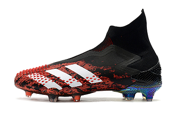Бутсы adidas Predator Mutator 20+ FG black/red
