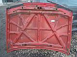Капот Nissan Almera N15 1995-2000р.в. червоний, фото 5