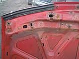 Капот Nissan Almera N15 1995-2000р.в. червоний, фото 6