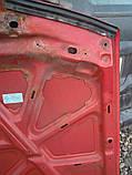 Капот Nissan Almera N15 1995-2000р.в. червоний, фото 8
