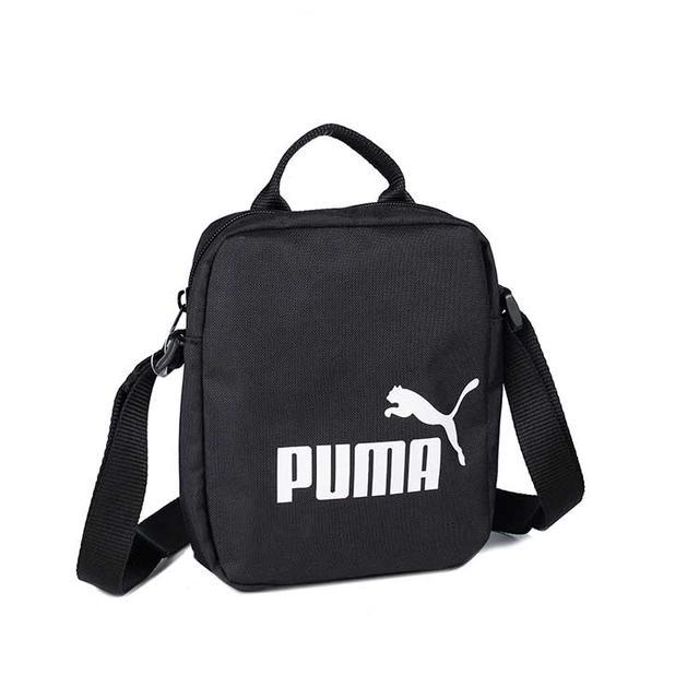 Сумка Puma No1 Gadget Bag чорного кольору