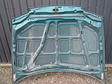 Капот Mazda 323 F BA 1994-1997г.в зеленый , фото 6