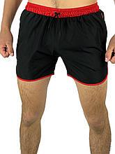 Шорты пляжные Intruder XXL Красный с черным (1590408524/ 5)