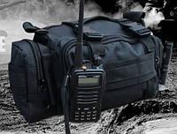 Тактическая вело сумка на плечо или пояс, 6 Литров Велосумка велорюкзак мото