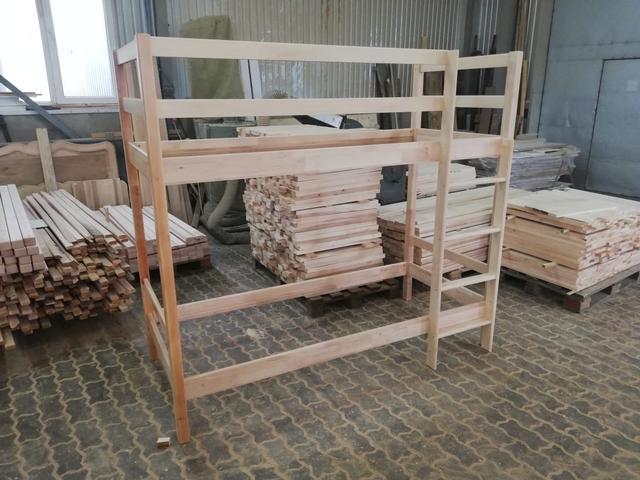 Кровать двухъярусная Эко-1