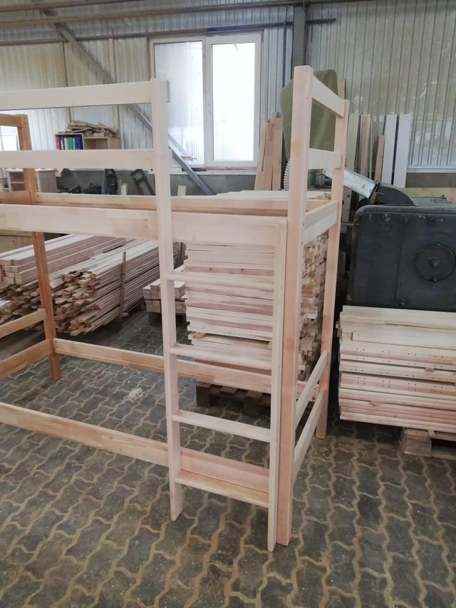 Кровать двухъярусная Эко-1 (2)