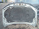 Капот Mazda 6 GG 2002-2005г.в. серебро, фото 4