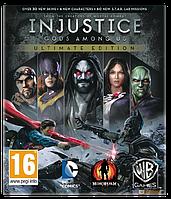 Ключ для Injustice Gods Among Us Ultimate Edition - RU (1753)