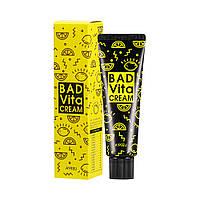 Освежающий и увлажняющий витаминный крем для лица A'pieu Bad Vita Cream