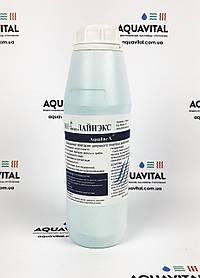 Бесхлорное биоцидное комплексное средство Aqualine X для обработки воды и поверхностей, 1 л