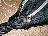 Сумка на пояс искусств кожа Спортивные барсетки сумка женский и мужские пояс Бананка оптом, фото 6