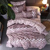 Комплект постельного белья Олень с простынью на резинке (полуторный) Berni Home