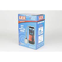 Насос дренажный Lex LXP16 (1600вт), фото 2