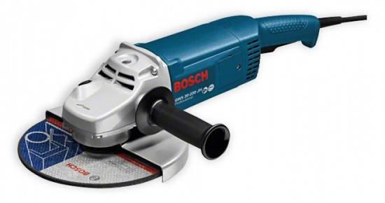 Угловая шлифмашина Bosch Professional GWS 22-230 JH, фото 2