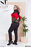 Женский спортивный костюм / двунитка / Украина 47-5297, фото 2