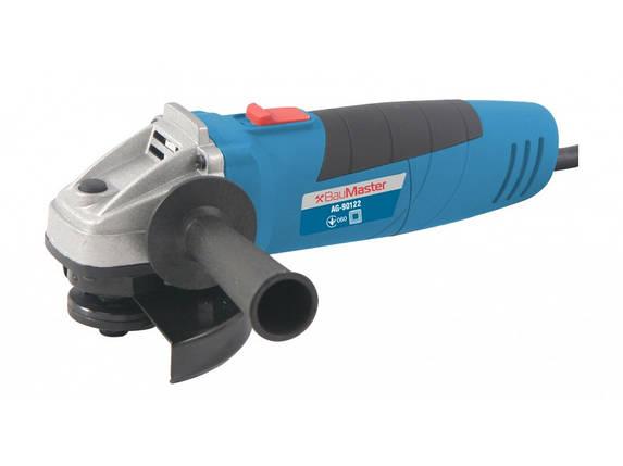 Машина углошлифовальная 125 мм, 800Вт BauMaster AG-90122, фото 2