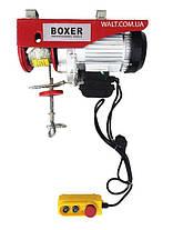 Тельфер лебедка BOXER BX-562 500 кг. 2000 W, фото 2