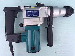 Перфоратор бочковый EUROCRAFT RH 208.Новый отбойный молоток, фото 2