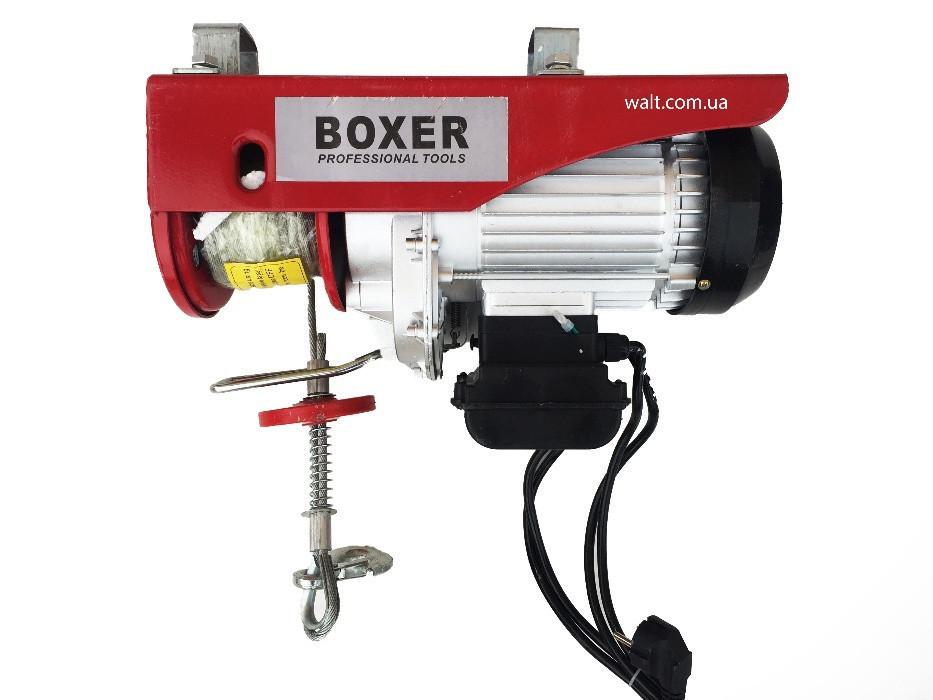 Тельфер лебідка BOXER BX-562 500 кг. 2000 W