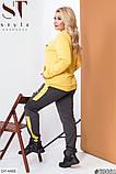 Жіночий спортивний костюм / двунітка / Україна 47-5302, фото 2