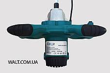 Электрический дрель-миксер Euro craft Мошность 2000w Міксер будівельний миксер строительный, фото 3