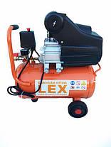 Компресор з ресівером Lex LXC 24, фото 2