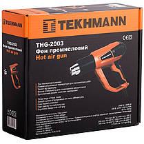 Фен Промышленный Tekhmann THG-2003, фото 3