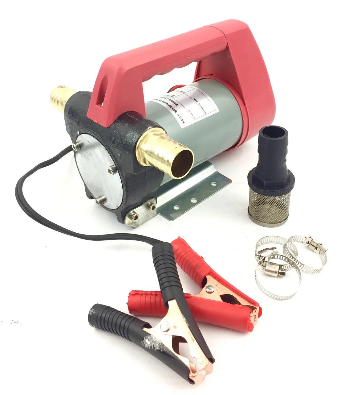 Насос для перекачування палива та рідких масел LEX : 12/24 V