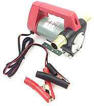 Насос для перекачування палива та рідких масел LEX : 12/24 V, фото 3