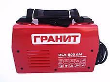 Зварювальний інвертор Граніт ІСА-300 ДМ В кейсі, фото 2
