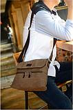Стильная мужская сумка Binghu, фото 3