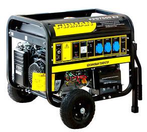 Генератор бензиновый FIRMAN FPG 7800E2 5-5,5 киловат АКЦИЯ Доставка бесплатно!, фото 2