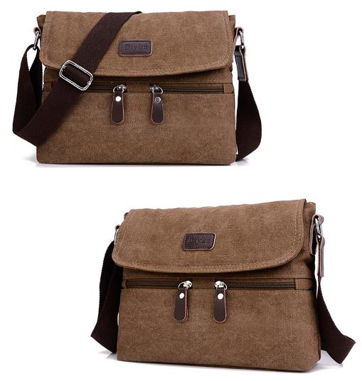 Стильная мужская сумка Binghu
