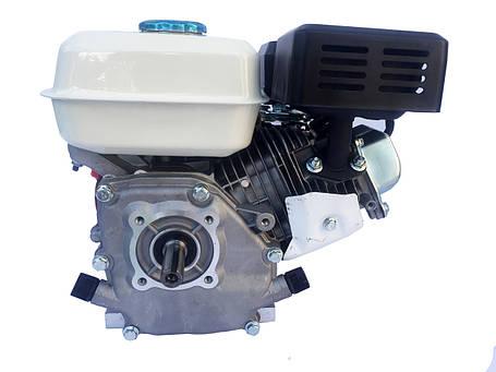 LEX двигатель внутреннего сгорания 6.5 HP 168F-2 вал 19 и 20, фото 2