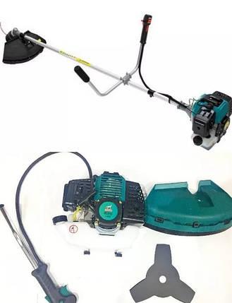 Бензокоса Мотокоса Бензотример 4.6 кВт DAKOTA BC410, фото 2