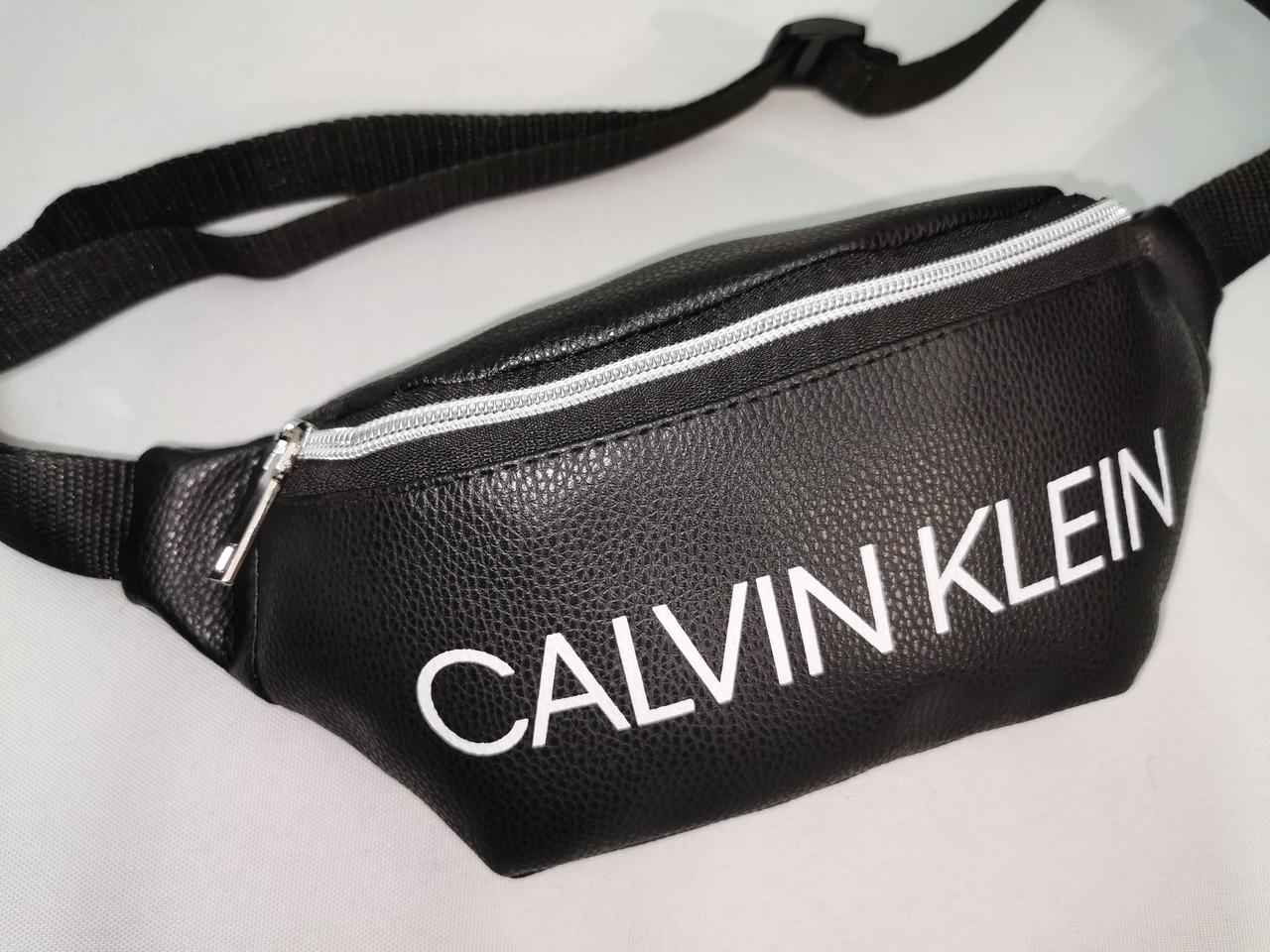 Новый стиль сумка на пояс CK искусств кожа женский и мужские пояс Бананка только оптом