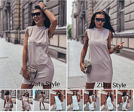 Женское платье повседневное, стильное. Ткань: Супер Софт. Отменное качество!