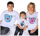 Футболки для всієї родини (Family Look), фото 2
