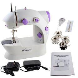 Швейная машинка mini Sewing Machine, Портативная Мини швейная машинка 4 в 1, Mini Sewing Machine