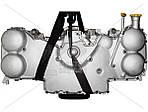 Двигатель восстановленный 3.6 для SUBARU Tribeca B10 2006-2014 EZ36D, SU2005R