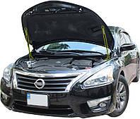 Газовый упор капота Nissan Altima 5 (2012-2018) (2 шт)