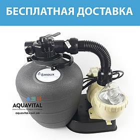 Фильтрационная установка Emaux FSU–8TP; 8 м³/ч (встроенный таймер)