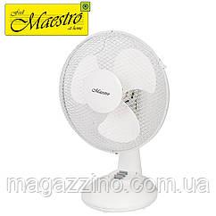 Вентилятор настольный Maestro MR-903, 45 Вт.