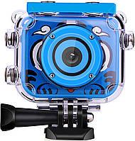 Цифровой фотоаппарат Upix Kids Camera SC08 Blue