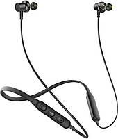 Наушники AWEI G20BL Bluetooth Earphones Black, фото 1