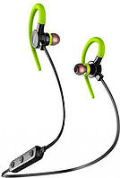 Наушники AWEI B925BL Bluetooth Earphones Green