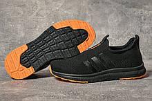 Кроссовки женские 17605, Adidas sport, черные, [ 39 41 ] р. 39-25,5см.