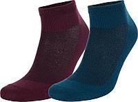 Носки мужские Wilson, 2 пары, бордовый/синий, 39-42