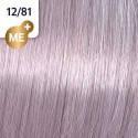 Стойкая крем-краска Koleston Perfect Wella 60мл 12/81 Жемчужно-пепельный