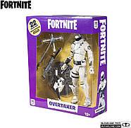 Коллекционная фигурка Фортнайт Овертакер McFarlane Toys Fortnite Overtaker Premium Action Figure оригинал, фото 5